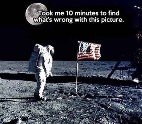 Memes Landing - fake moon landing meme pics about space
