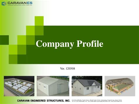 advertising design company profile caravan es company profile