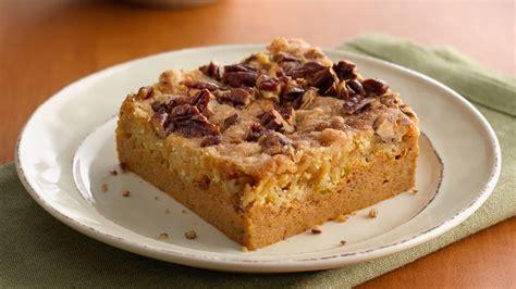 praline pumpkin dessert recipe bettycrocker com