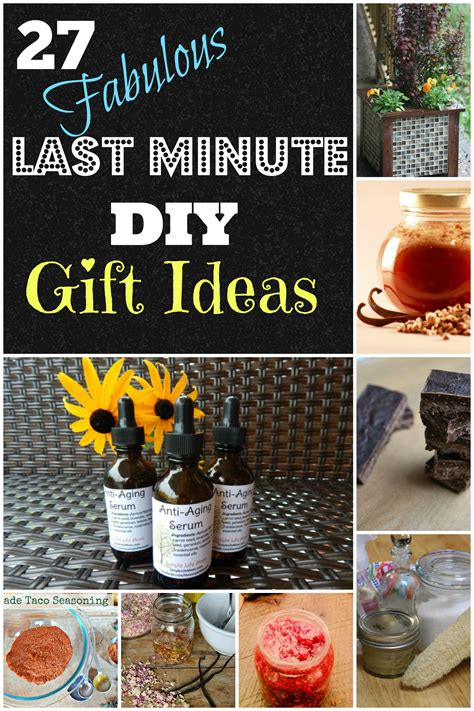 last minute diy gifts for last minute gift ideas diy 28 images 27 last minute