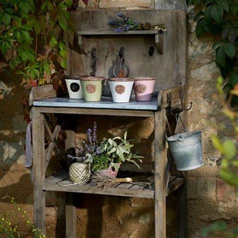 garten pur de pflanztisch selber bauen loveer garten