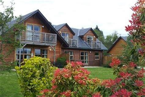 Balmaha Log Cabins by Loch Lomond Waterfront Lodges 5 Luxurious Log Cabins In