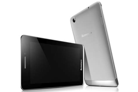 Tablet Lenovo Kamera 5mp lenovo s5000 tablet android 7 inci dengan kamera 5mp teknoflas