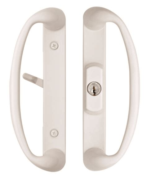 Sliding Patio Door Handle With Lock Sonoma Sliding Door Handle With Key Lock