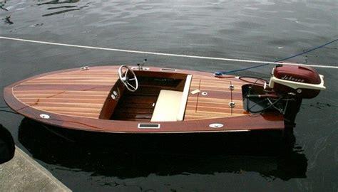 Wooden Boat Plans Banshee