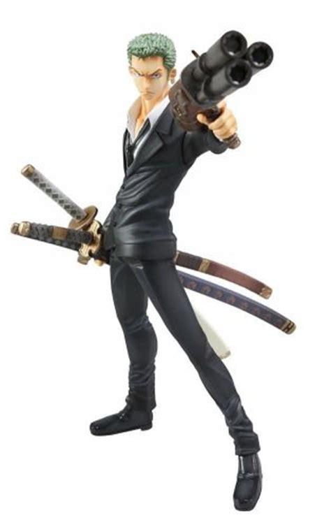 Mainan Figure Pop Roronoa Zoro One Statue pop one roronoa zoro ver 2 strong world edition