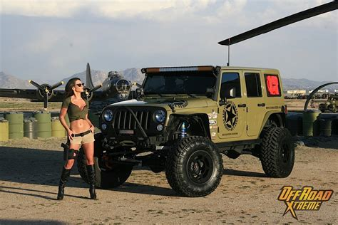 jeep girls custom jeep picture
