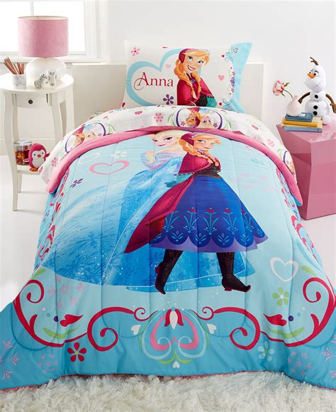 keep out the cold with a frozen toddler bedroom set