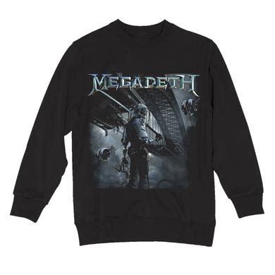 Megadeth Sweaters megadeth countdown to sweatshirt