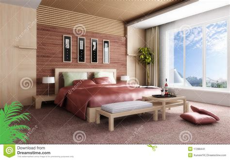chambre 3d rendu 3d de la chambre 224 coucher 224 la maison illustration
