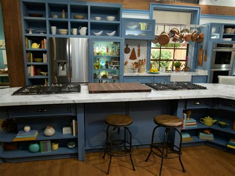 kitchen design expo on the set of the kitchen the kitchen food network