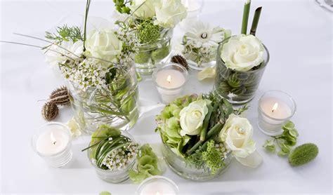 Hochzeit Tischdeko Blumen by Dekoration And Hochzeit On