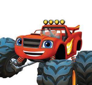 Blaze and the monster machines personajes