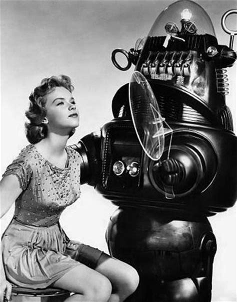 film robbie robot picture of robby the robot