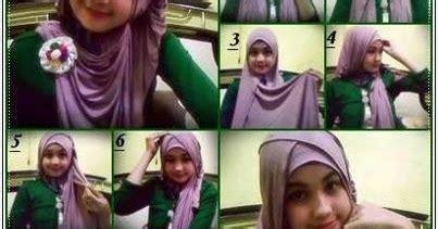 Jilbab Anak Gaul Cara Memakai Jilbab Gaul