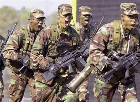 Army Ranger perform 20 hours a day what it takes to be an army