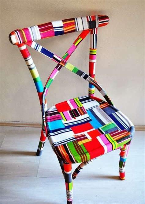 decoupage sedie decorare una sedia vecchia foto 13 39 design mag