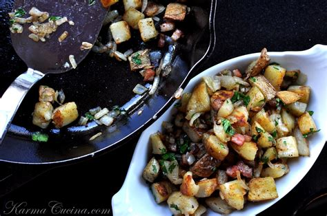 Versatile Side Home Fries by Pancetta Home Fries Design Build Pros