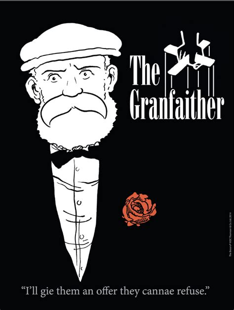 dc thomson shop the granfaither print and canvas dc