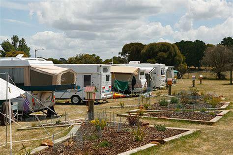 Tasmanian Caravan Parks Cabins by Tasmania Accomodation Cosy Cabins Cervan And Caravan