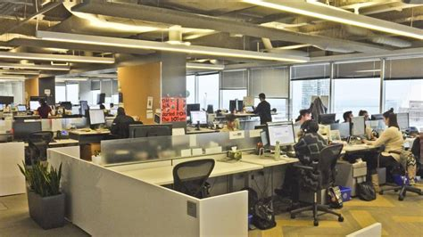 Open Office Concept by A Loft Vibe Comes To High Rise Towers The Globe And Mail