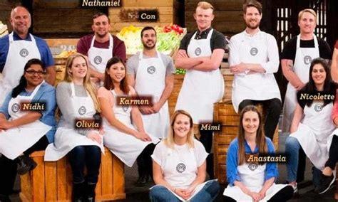 celebrity masterchef contestants list masterchef australia 2016 top 24 contestants revealed