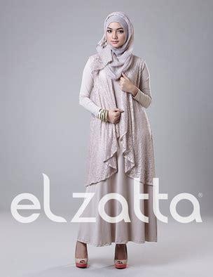 Baju Muslim Elzatta Keluarga fashion terbaru baju muslim modern elzatta