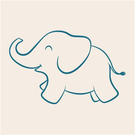 baby elephant template baby elephant stencil cliparts co