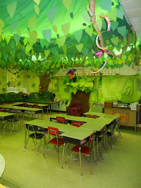 jungle theme decoration ideas classroom inspiration cristina celzo from bronx