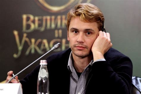 Great Franco by Oz The Great And Powerful Moscow Photo Call Zimbio