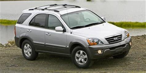 2008 kia sorento interior features iseecars.com