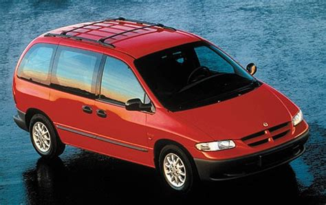 maintenance schedule for 2000 chrysler grand voyager openbay
