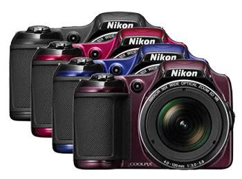 Kamera Nikon L820 zwei neue nikon kameras mit superzoom newgadgets de
