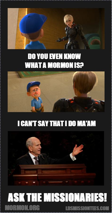 Mormom Memes - lds mission tees lds memes