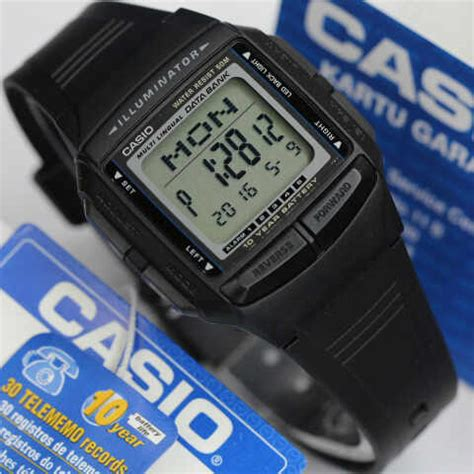 Tali Jam Tangan Casio Md705 jam tangan casio tali karet db 36 digital original