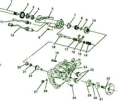 1991 chevy 2500 4×4 fuse box diagram | circuit wiring diagrams
