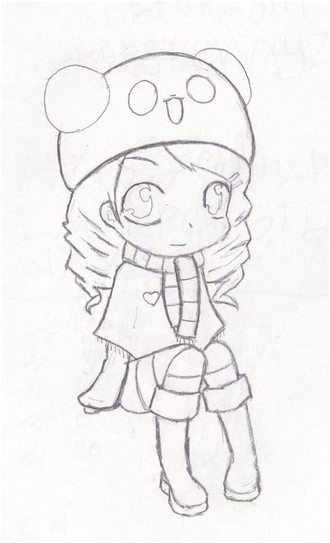 Imagenes De Amor Para Dibujar Pequeños | anime tierno para dibujar imagui anime pinterest