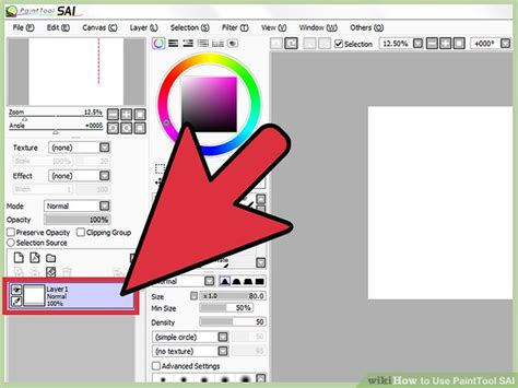 paint tool sai without how to use painttool sai 10 steps with pictures wikihow