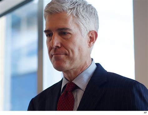 Trump names Neil Gorsuch as his Supreme Court nominee ... Judge Neil Gorsuch