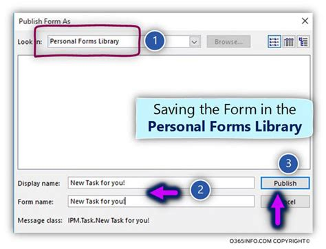 forms templates creating how to create publish organizational forms in office 365
