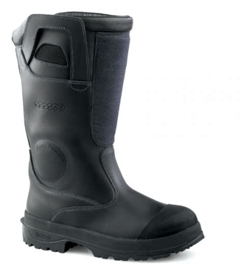 cosmas titan leather fighter bunker boot