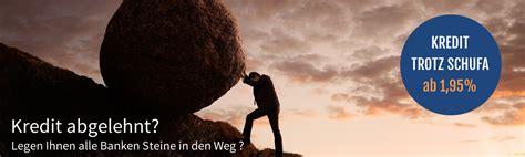 kredit ohne schufa deutschland kredit ohne schufa vergleich anbietern