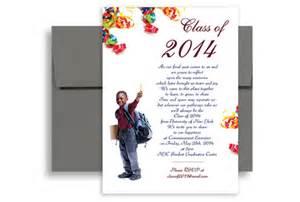 5th grade graduation invitation wording