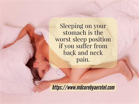 how to sleep comfortably on your back do this to sleep comfortably in any position when you have