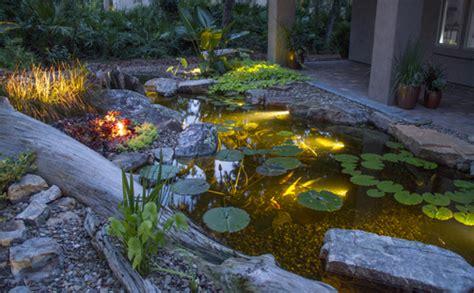 aquascape pond lights top 10 features to add to your pond aquascape inc