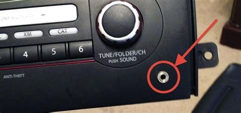 Car Stereo With Aux Port by How To Hack An Auxiliary Port Into Your Car Stereo For