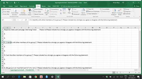 csv format microsoft excel csv files downloaded from limesurvey are displaying