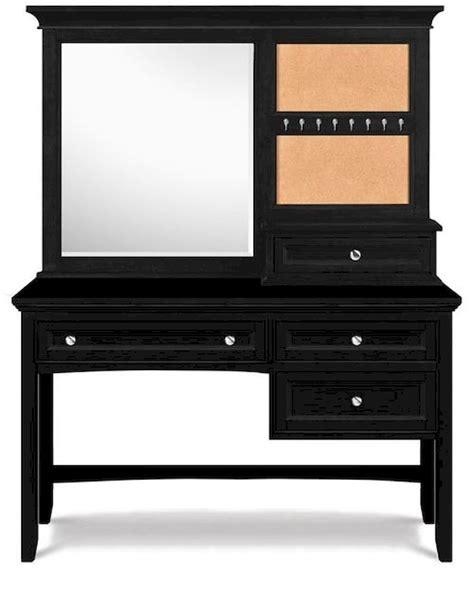 Vanity Mirror Desk by Magnussen Desk With Vanity Mirror Mg Y1874 48
