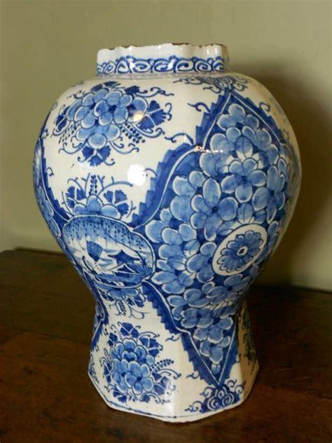 Delft Vase Value by Antiques Atlas Large 18th C Delft Vase