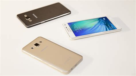 Hp Samsung A5 Warna Gold review smartphone galaxy a3 dan a5 dimensidata
